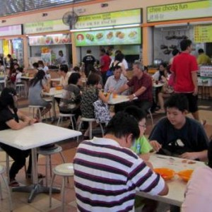 New World Park Food Court