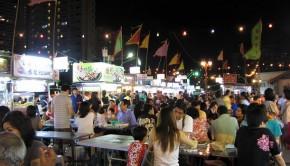 Tanjung Bungah Market penang