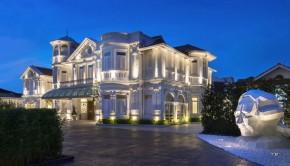 The Den - Macalister Mansion