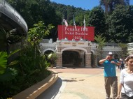 Penang Hill Entrance